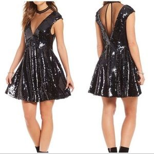 Free People | Dance Till Dawn Sequined Dress